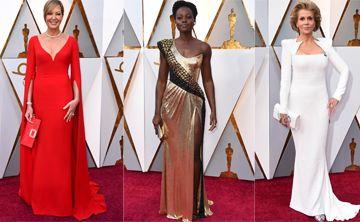 Ningún dress code logró imponerse en la alfombra roja de los Oscar
