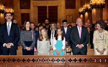 Responde la Casa del Rey  al incidente entre la reina Letizia y doña Sofía