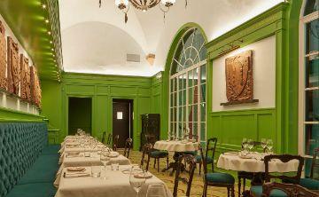 Gucci abre restaurante que combina alta costura y alta cocina