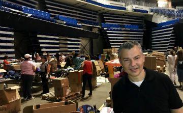 Gustavo Arango deja la moda a un lado para ayudar a otros