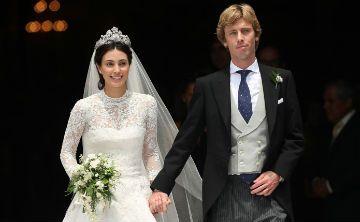 El príncipe alemán Christian de Hannover se casa