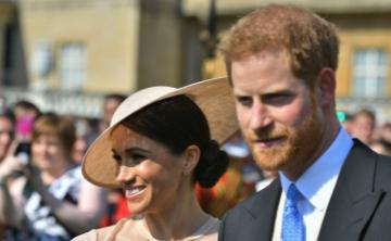 Harry y Meghan realizarán su primer viaje oficial al exterior