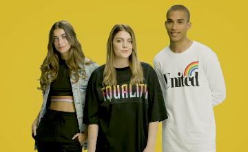 H&M lanza campaña para celebrar el orgullo LGTBIQ