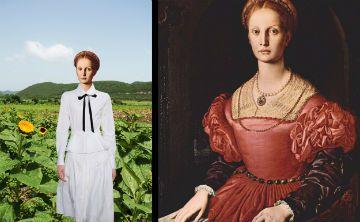 Presente la tragedia de Puerto Rico en la semana de la moda de París
