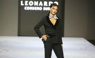 Se destaca la elegancia en San Juan Moda