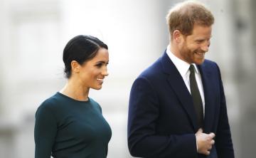 Meghan y Harry realizan su visita oficial a Irlanda