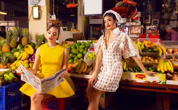 Jaer Cabán presentará su colección Nostalgia en el desfile de modas de la Fundación Alas a la Mujer