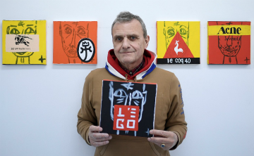 Jean-Charles de Castelbajac, director artístico de Benetton
