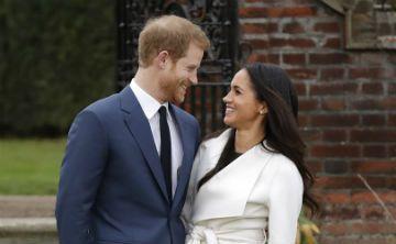 El príncipe Harry se compromete con la actriz Meghan Markle
