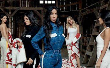 El clan Kardashian-Jenner protagoniza campaña de Calvin Klein