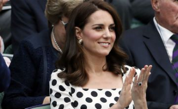 Kate Middleton impresiona con nuevo recorte