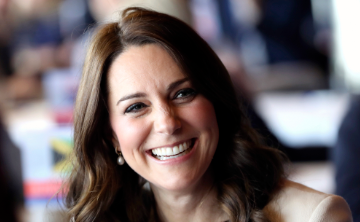 Kate participa en sus últimos compromisos antes de su receso de maternidad