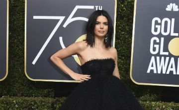 El acné de Kendall Jenner es un problema común