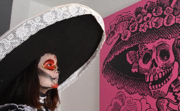 La Catrina: icono del Día de Muertos que nació como crítica social