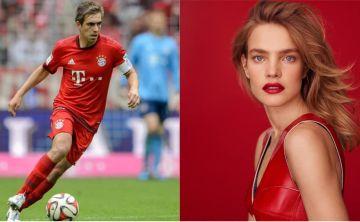 Natalia Vodianova y Philipp Lahm acompañarán al Trofeo del Mundial de Fútbol de la FIFA en estuche de Louis Vuitton