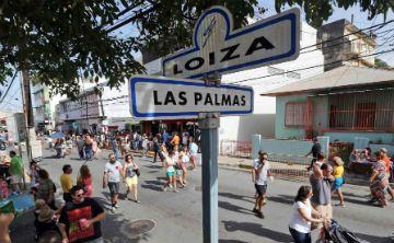 Comerciantes de La Loíza sacan todo al pasillo