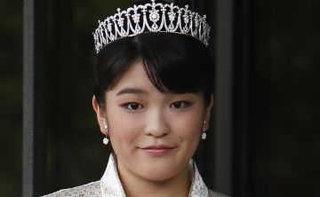 La princesa Mako, de Japón, cederá su derecho al trono