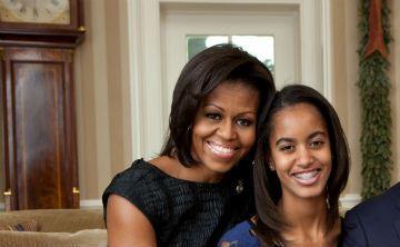 Mira cómo vistió Malia Obama en su primer día de clases en Harvard