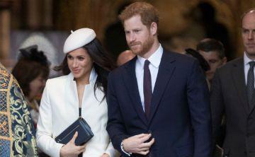 El Palacio de Kensington envía las primeras invitaciones de la boda de Harry y Meghan