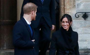 Meghan y Harry eligen a un fotógrafo con trasfondo real para su boda