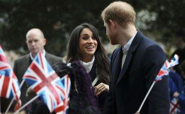 La reina Elizabeth da su consentimiento formal a la boda del príncipe Harry y Meghan Markle