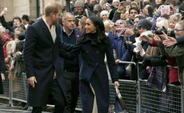 Príncipe Harry y Meghan Markle realizan la primera visita oficial juntos