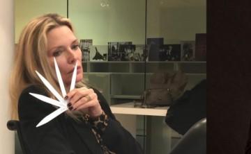 La actriz Michelle Pfeiffer lanza su propia colección de perfumes