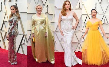 Lo mejor de la alfombra roja de los premios Oscar