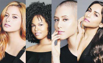 Cómodas en su piel cuatro mujeres puertorriqueñas