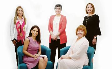 Mujeres reflexionan sobre cómo aportar a un mejor campo laboral