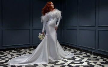 Luis Antonio presenta su primera colección de novias
