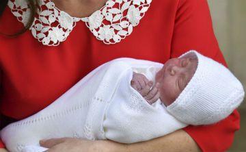 8 datos que debes conocer del bautizo del príncipe Louis
