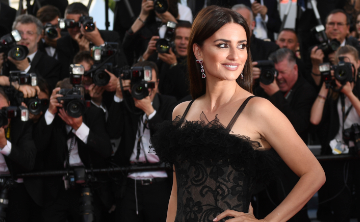"""El """"look"""" de Penélope Cruz que causó sensación en Cannes 2018"""