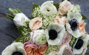 Cómo seleccionar el ramo perfecto para tu boda