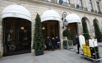 El hotel Ritz de París subasta varias de sus piezas de lujo