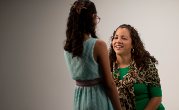 Jeanette Salgado cumple su sueño de ser madre a través de la adopción