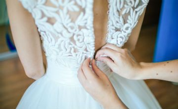 Escoger el traje de novia