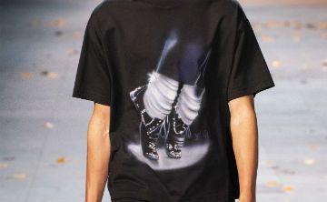 Louis Vuitton le dice adiós a su colección inspirada en Michael Jackson