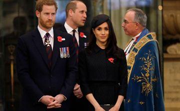 William será el padrino de boda del príncipe Harry