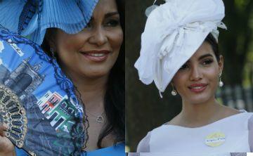 Lady Wilnelia y Stephanie del Valle brillan en carrera real de Ascot