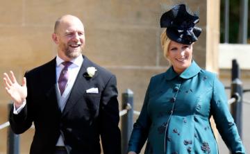 Revelan nombre de la nueva bisnieta de la reina Elizabeth II