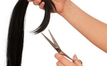 Cortarse el pelo