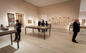 Picasso y Rivera en el LACMA