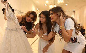 Propuestas de alta costura 2018 para las novias en la nueva D'Royal Bride de Plaza Las Américas