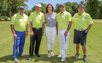 Cita de golfistas de la Fundación Reliable