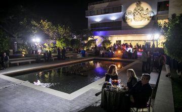 Buenos vinos y platos en un ambiente brasileño  a beneficio de los Centros Sor Isolina Ferré