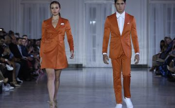 Leonardo Cordero Suria se inspira en el trópico y reinventa su moda masculina
