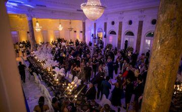 La Masquerade Gala de San Juan Moda