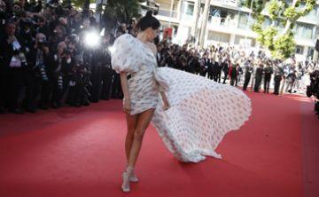 Elegancia en el Festival de Cannes
