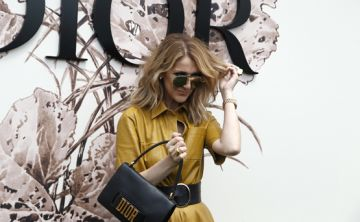 Celebridades en Dior
